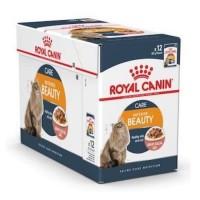 Royal Canin Intense Beauty In Gravy Pouch 12x85 gr / Dus