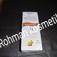 RESIK V KHASIAT MANJAKANI dan whitening 90 ml