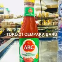 ABC Sambal MANIS PEDAS Botol 335 ml | Saus Saos Sambel ABC 335ml Murah
