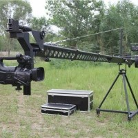 JIMMY JIB 8 METER 2AXIS TRIANGLE