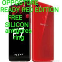OPPO F7 RED EDITION STOK TERBATAS RAM 4/64