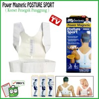 Posture Sport Power Magnetic