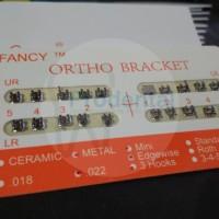 Bracket Amplop Murah / Bracket Behel Orthodontic (Include Hook).