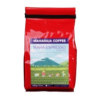 Kopi Espresso Blend 200g Biji Maharaja Coffee