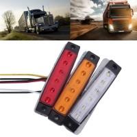 Lampu LED 6 SMD 12 Volt Mobil Motor / Lampu Bak Truk / Mobil Box
