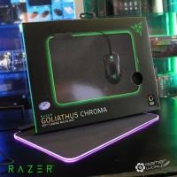 Razer Goliathus Chroma RGB LED Cloth Gaming Mousepad (Soft Mat)