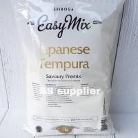 Japanese Tempura Easy Mix 1 KG Sriboga, Tepung Tempurako Jepang