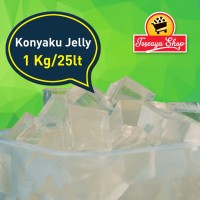 Jelly Konyaku Powder 1kg (Topping Minuman)