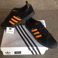 Adidas Campus Porter Black/Orange not Hamburg Malmo Brussel Jeans