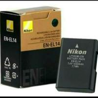 batre camera nikon D3100 D3200 D3300 D3400 D5100 D5200 D5300 D5500