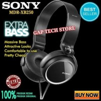 SONY MDR XB250 - Extra Bass Stereo Headphone