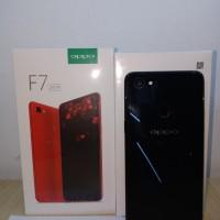 HP Oppo F7 ram 4 rom 64