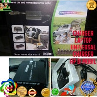 Charger Laptop Netbook Universal Charger HP di Mobil