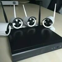 Cctv Wireless Tanpa Kabel Install Mudah