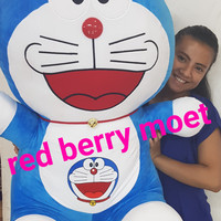 doraemon super big size/ super jumbo / super besar