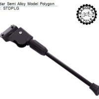 Standar Semi Alloy Model Polygon