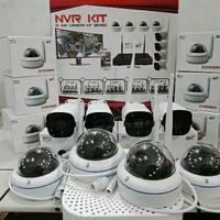 Cctv Wireless Tanpa Kabel 8 Channel