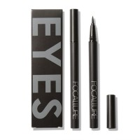 Focallure Eyeliner Pen waterproof Makeup Cosmetic Black Liquid