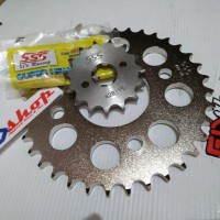 gear DEPAN + BLKG SSS RXZ RX KING MX OJMX NJMX MX