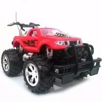 Mainan rc mobil off-road/jeep wheel max