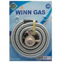 Winn Gas Selang Paket Spiral Meter – WINGAS Kepala Gas