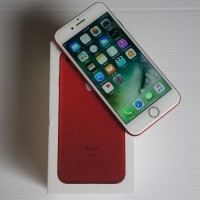 SECOND IPHONE 7 RED LIMITED 128GB EX RESMI/IPHONE 7 BUKAN XIAOM FULL