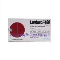 Lanturol-400 Soft Caps isi 100 (Landson)