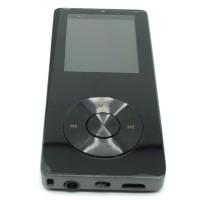 Mahdi M220 HiFi DAP MP3 Player LCD E-Book FM Radio Clock 16GB - Black