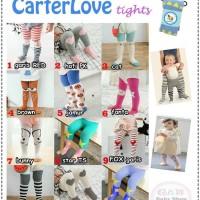 Legging Bayi Motif Carter Love