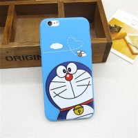 Soft Case Casing HP Oppo A37 A57 A39 A71 2018 A83 Neo 9 Doraemon Blue