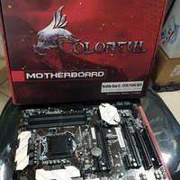 Motherboard Colorful Battle Axe Z170-Plus V21 LGA 1151 Gamer