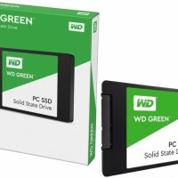 SSD WD Green 2,5 For PC & Laptop 240 GB Murah / Original