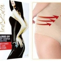 Loe Luffa Body Shaper Panty Celana Bawahan