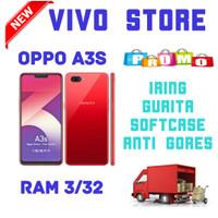 OPPO A3S RAM 3/32 GARANSI RESMI OPPO INDONESIA 1TH