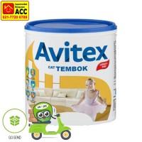 AVITEX Cat Tembok Interior Ukuran 5 Kg