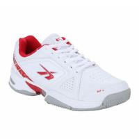 Sepatu Tenis Spotec Dexter white/red original
