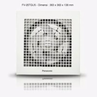 Exhaust Fan Plapon Panasonic FV-25TGU (10inch)