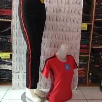 Ghinarr Shop Setelan baju senam aerobic yovis fitness jogging yoga gym