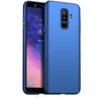 Samsung Galaxy A6+ Plus 2018 Baby Skin Ultra Thin Hardcase 1167 - Biru