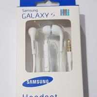 HandsFree Headset Earphone Samsung Model Ear in A J S Note 2 3 4 5 6 7
