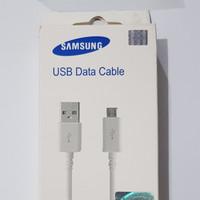 Kabel Data Samsung S Note J A 1 2 3 4 5 6 7 8 9 MicroUSB Original 100%