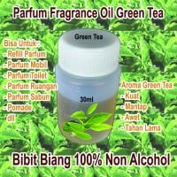 Bibit Biang Parfum Aroma Green Tea