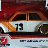 Diecast Jada 1973 Datsun 510 wide body