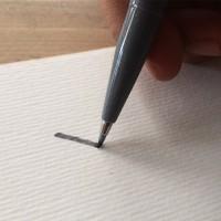 Pentel Fude Touch Sign Pen (Satuan)