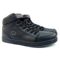 New Era Original - Luxio HItam - Sepatu Boots Sekolah Anak Laki-Laki