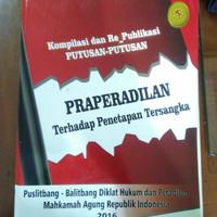 Kompilasi & Re-Publikasi Putusan Pra Peradilan