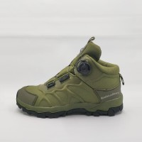 Sepatu ESDY (Puter) Tactical Boots - Ijo