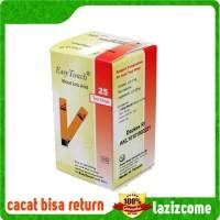 Strip Easy Touch Asam Urat / Uric Acid