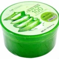 Bio Herbal Aloe Vera 100% Soothing Gel Moisturizer - Original BPOM