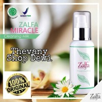 ZALFA MIRACLE CLEANING MILK ORIGINAL